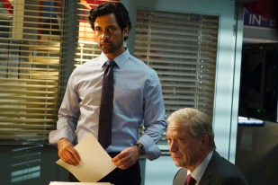 Scandal 5x15 - DANNY PINO, JEFF PERRY
