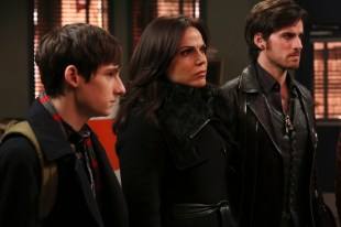 Once Upon A Time 5x20 - JARED GILMORE, LANA PARRILLA, COLIN O'DONOGHUE