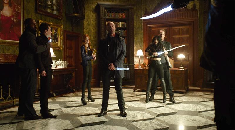 Shadowhunters 1x13 Poll