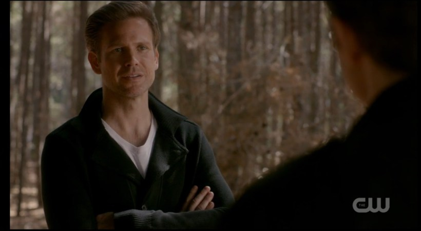 The Vampire Diaries 7x19 Alaric 1