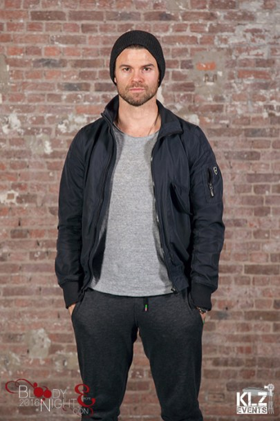 BloodyNightCon Europe - Daniel Gillies 1