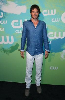 CW Upfronts 2016 - Ian Somerhalder 5