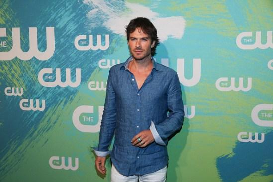 CW Upfronts 2016 - Ian Somerhalder 7