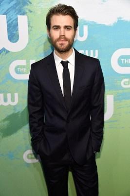 CW Upfronts 2016 - Paul Wesley 7