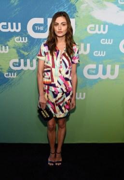 CW Upfronts 2016 - Phoebe Tonkin 4