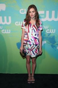 CW Upfronts 2016 - Phoebe Tonkin 7