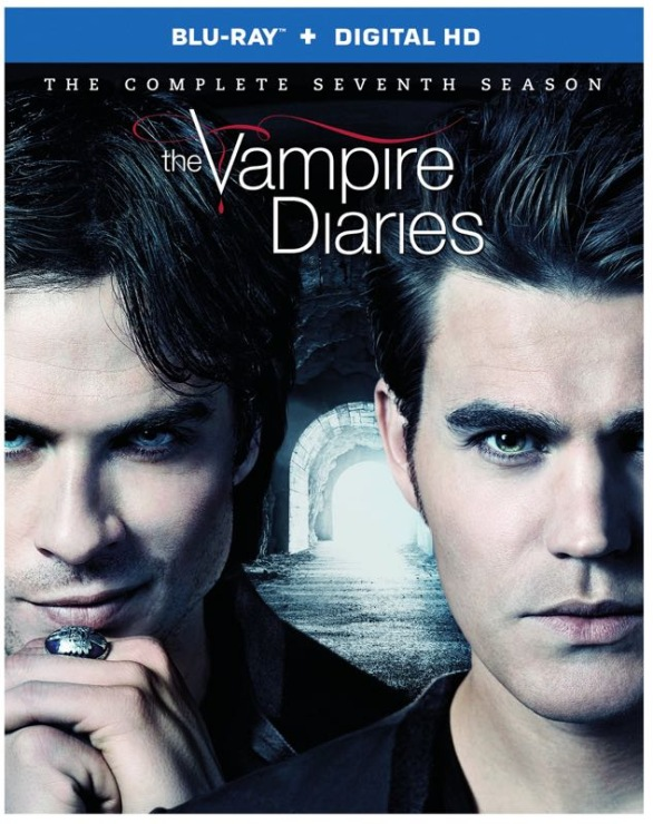 DVD_Blu-Ray TVD Season 7-1
