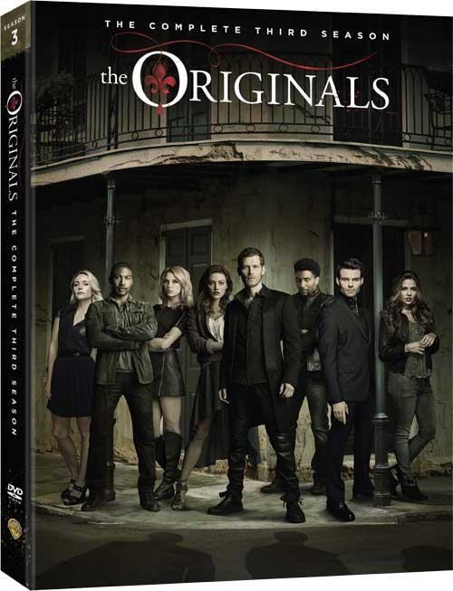 DVD_Blu-Ray The Originals Season 3