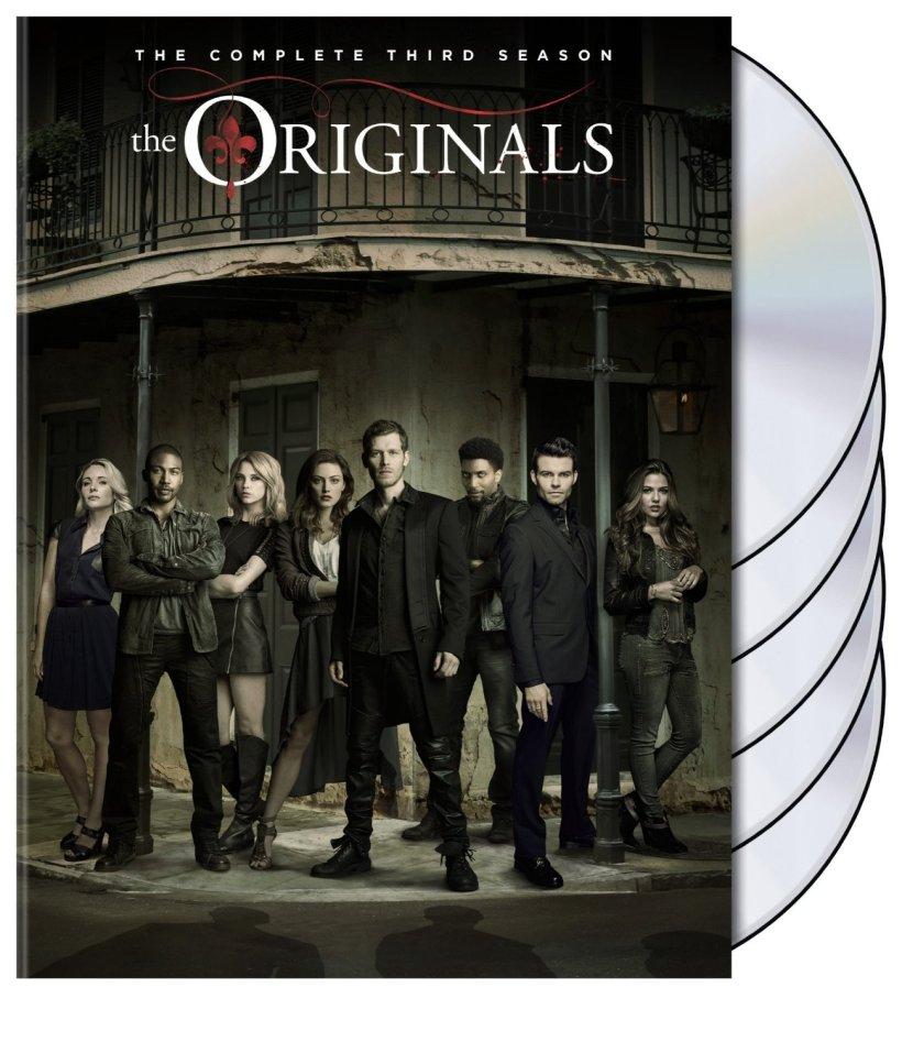 DVD_Blu-Ray The Originals Season 3-2