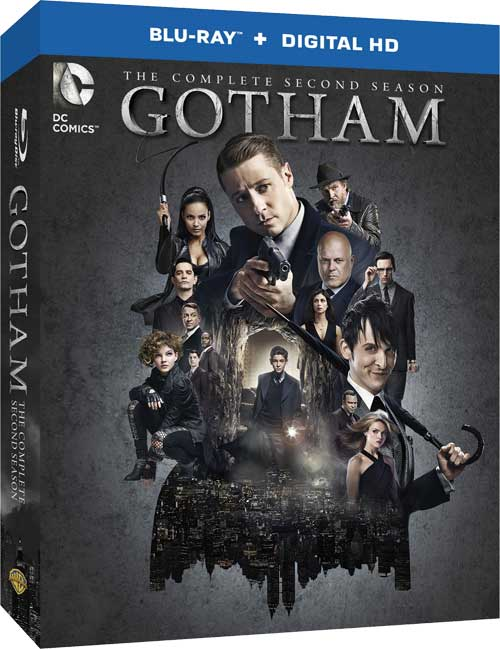 Gotham Season 2 Blu-ray