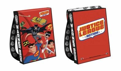 JUSTICE LEAGUE ACTION - 2016 Comic-Con Bag