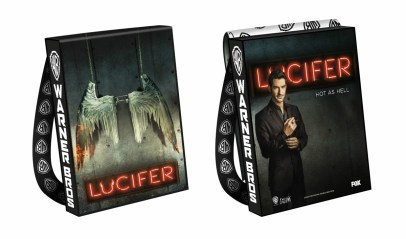 LUCIFER - 2016 Comic-Con Bag