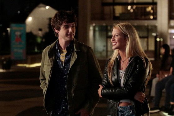 The Fosters 4x09 - DAVID LAMBERT, ANGELINE APPEL