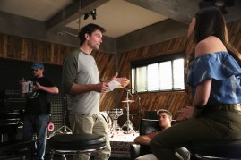 BTS Mistresses 4x10 - JERRY O'CONNELL (DIRECTOR), ROB MAYES, HILTY BOWEN