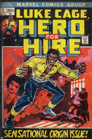marvel-comics-retro-luke-cage-hero-for-hire-comic-book-cover-no-1-origin-aged
