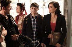Once Upon A Time 6x02 - COLIN O'DONOGHUE, JARED GILMORE, LANA PARRILLA