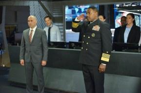 Designated Survivor 1x04 - PAULINO NUNES, MYKELTI WILLIAMSON