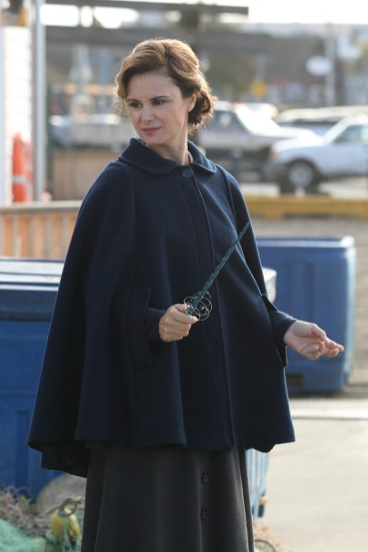 Once Upon A Time 6x07 - KEEGAN CONNER TRACY