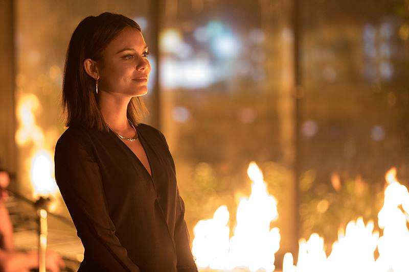 """Image result for The Vampire Diaries 8x06 """"Detoured On Some Random Backwoods Path to Hell"""""""