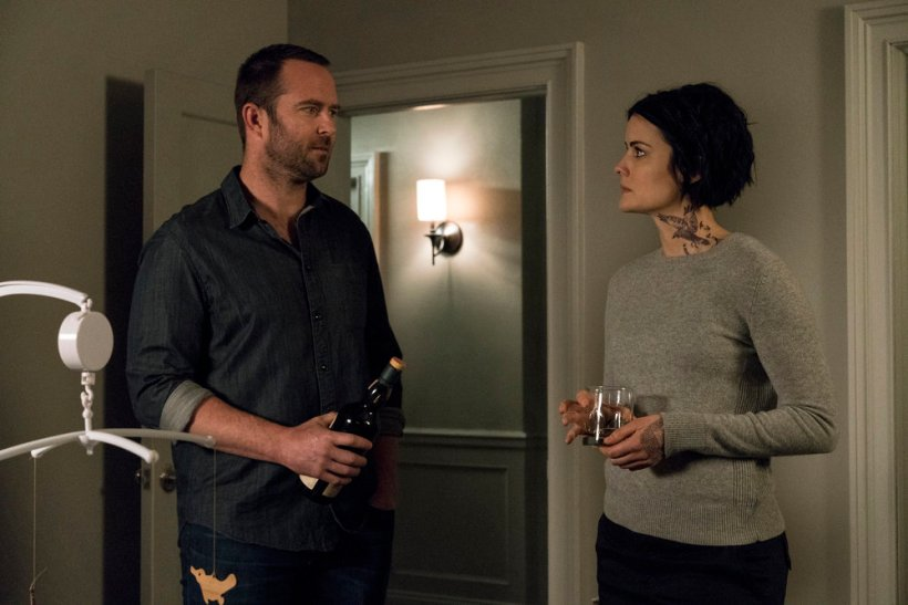 """BLINDSPOT 2x16 """"Evil Did I Dwell, Lewd Did I Live"""" Synopsis, Promotional Photos & Preview"""