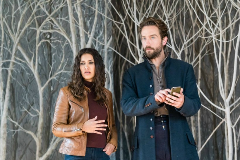 "Sleepy Hollow 4x11 ""The Way Of The Gun"" Synopsis Promotional Photos & Preview"