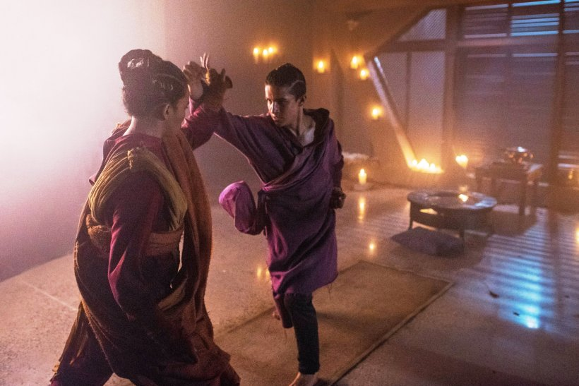 Into the Badlands 2X01 Review
