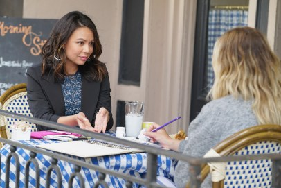 Pretty Little Liars 7x11 - JANEL PARRISH