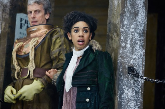 Doctor Who 10x03 - 12