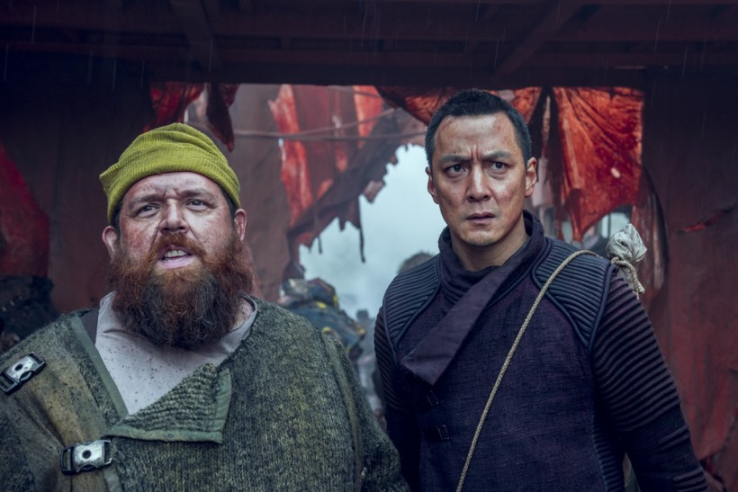 Into the Badlands 2X05 Review