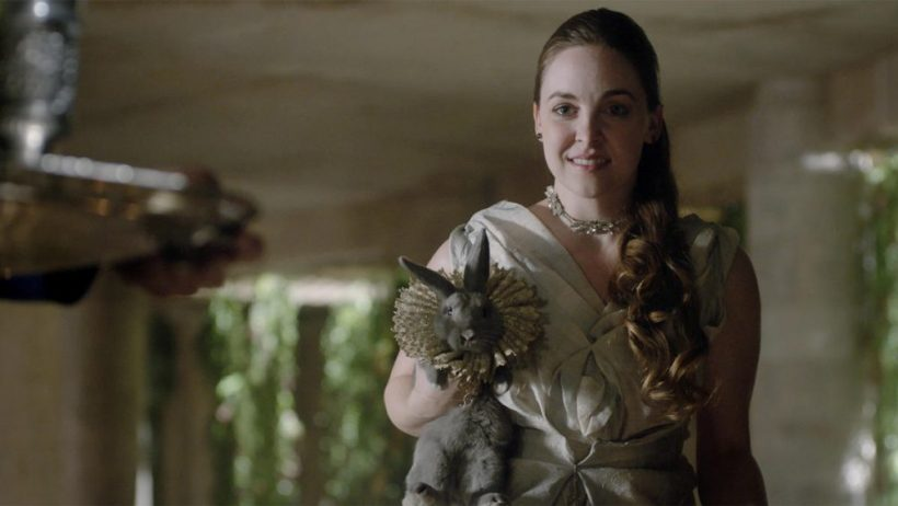 Scene Stealer: Brittany Curran [The Magicians Season Two]