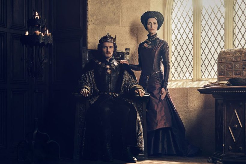Jacob Collins-Levy (King Henry VII), Michelle Fairley (Lady Margaret Beaufort)