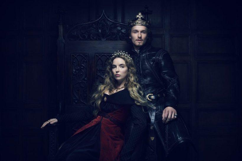 Jodie Comer (Elizabeth of York), Jacob Collins-Levy (King Henry VII)