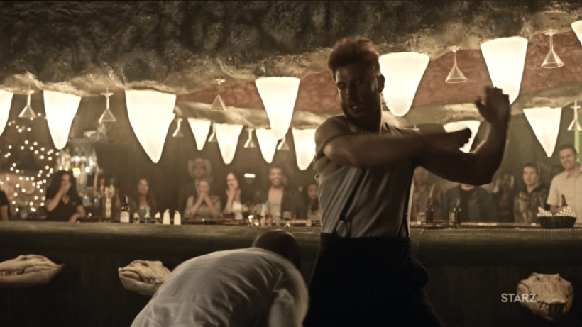 Six Facts About American Gods 1X01