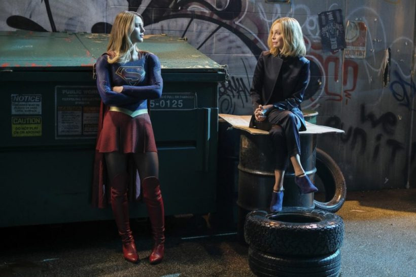 "Supergirl 2x21 ""Resist"""