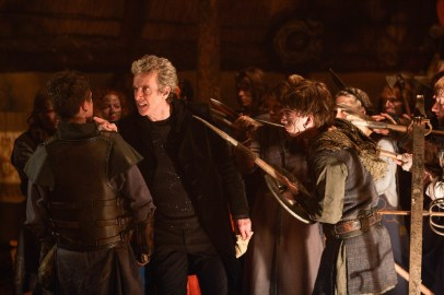 Doctor Who 10x10 - 11