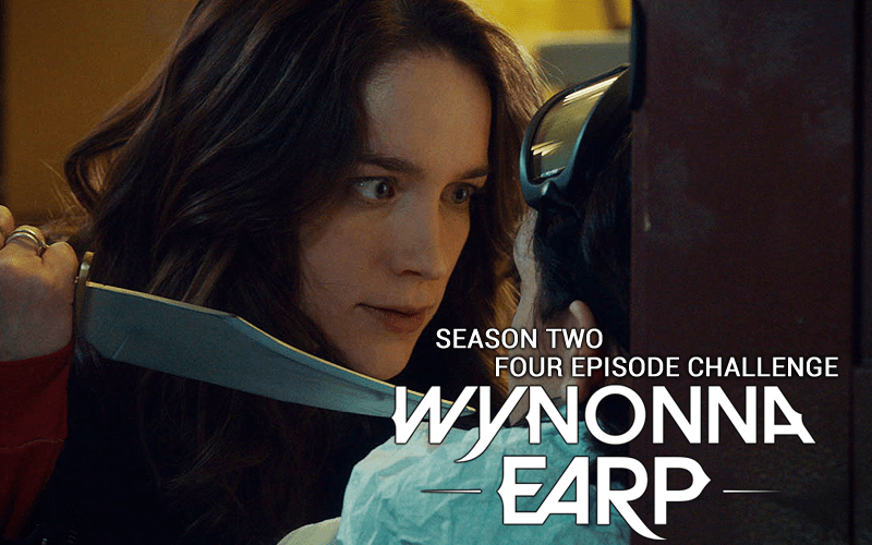 Wynonna Earp Four Episode Challenge mAIN