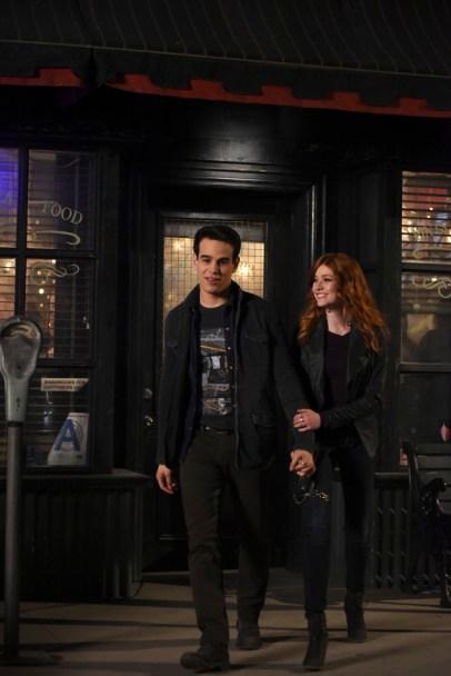 Shadowhunters 2x13 - 14