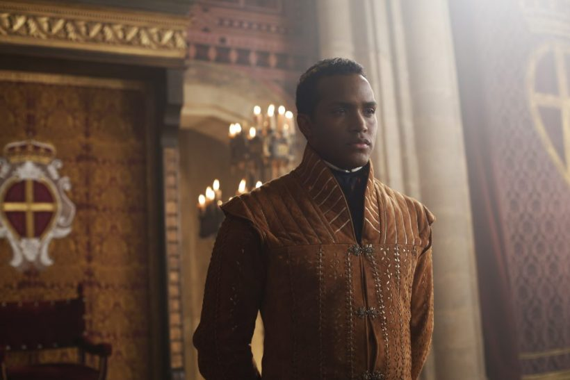 Still Star-Crossed's Sterling Sulieman Exclusive Interview