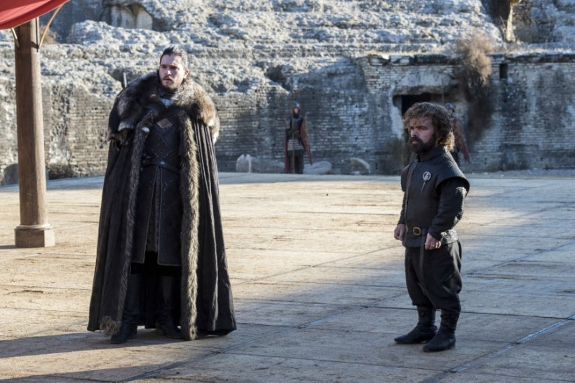 "Game of Thrones FINALE ""The Dragon and the Wolf"" Promotional Photos & Trailer"
