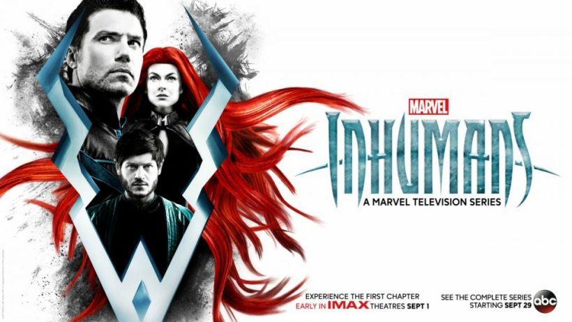 Marvel's Inhumans: New Character Posters and Teaser