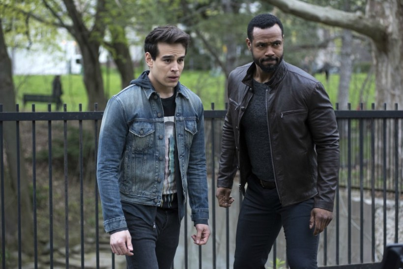 """SHADOWHUNTERS Summer Finale: 2x20 """"Beside Still Water"""" Synopsis, Promotional Photos & Preview"""