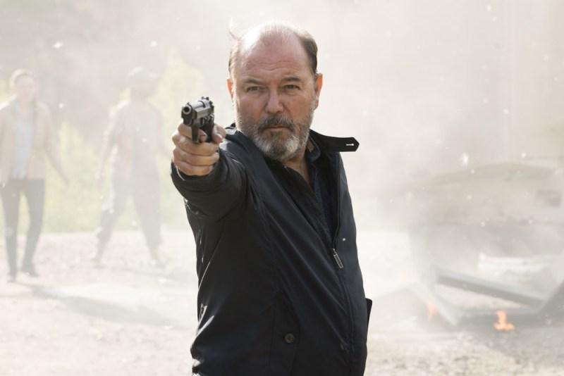 RubÈn Blades as Daniel Salazar- Fear the Walking Dead _ 3x11 - Photo Credit: Richard Foreman, Jr/AMC