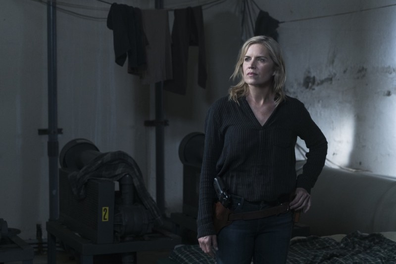 Kim Dickens as Madison Clark - Fear the Walking Dead _ 3x11 - Photo Credit: Richard Foreman, Jr/AMC