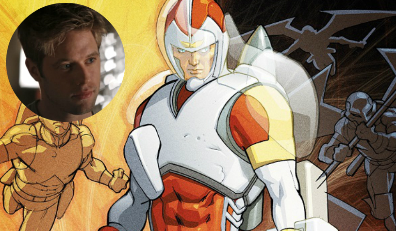 Shaun Sipos Joins Krypton As DC Comics' Adam Strange