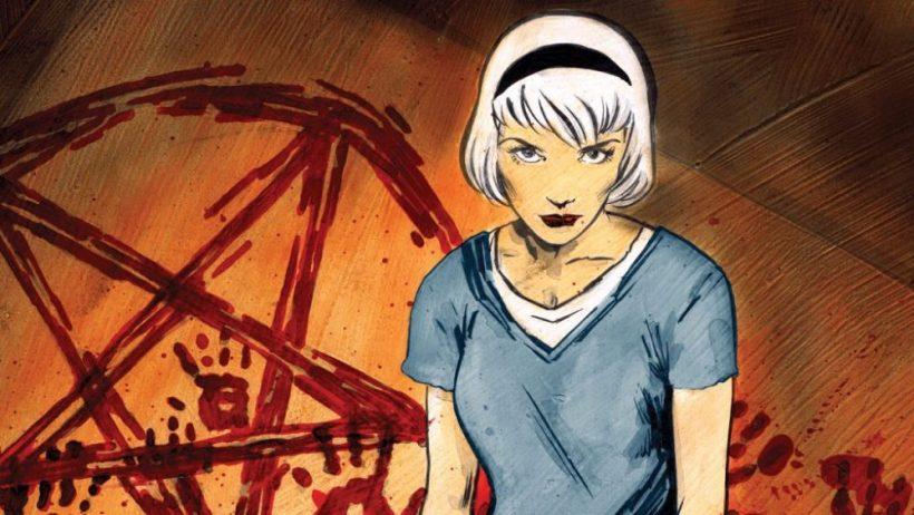 Sabrina Superhero After Dark: