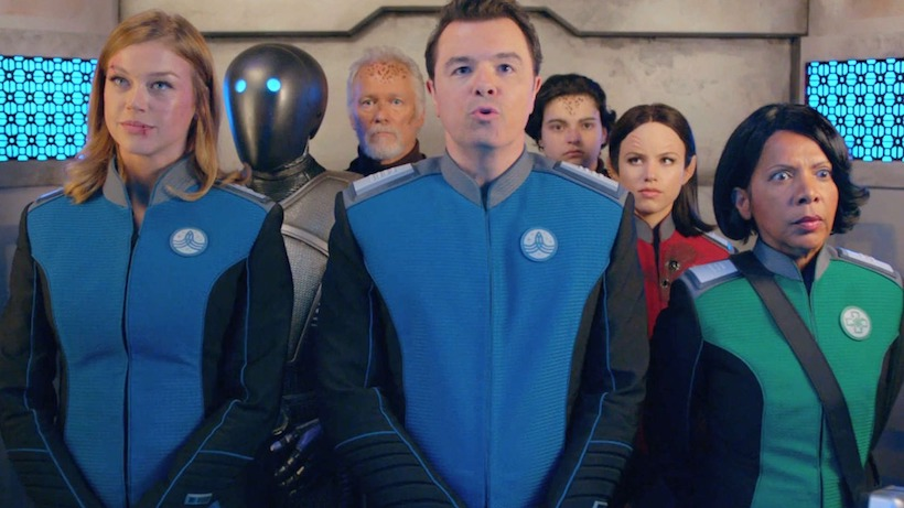 The Orville 4 Ep Challenge
