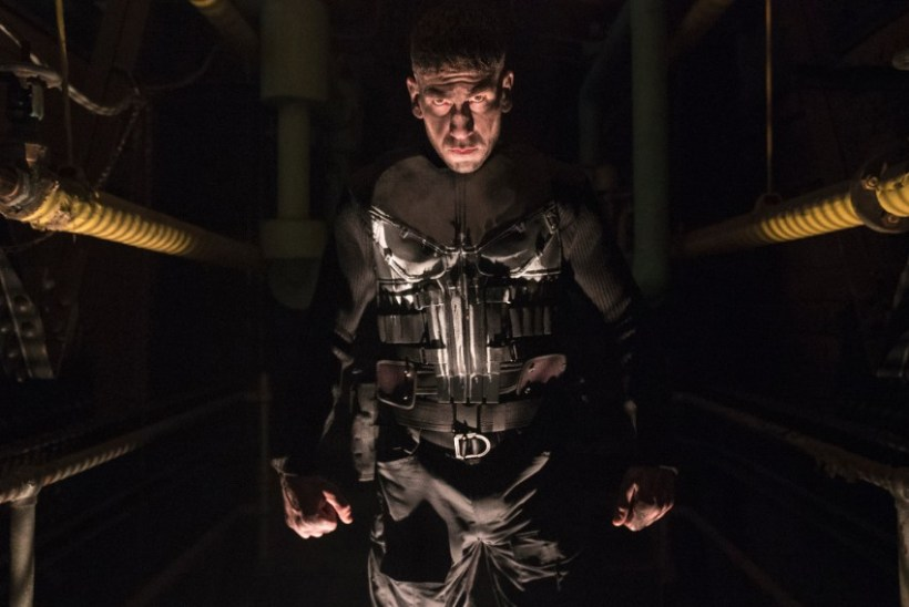 Netflix Debut New Images From The Punisher Season 1