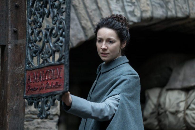 Outlander Claire