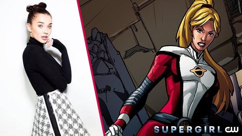 Supergirl Superhero