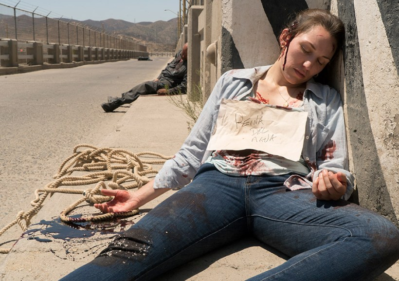 fear the walking dead season 3 finale lola water queen
